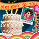 Birthday Card Pop up V1