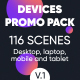 Devices Website Promo Pack