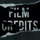 Film Credits Title
