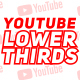 Youtube Lower Thirds
