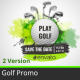 Sport Golf Logo Opener