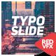 Rhythmic Typo Slide