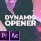 Clean Dynamic Intro