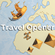Travel Opener  | After Effects Template