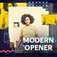 Modern Opener 4k