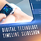 Digital Technology Timeline Slideshow