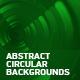 Abstract Circular Backgrounds