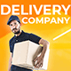 Logistic Presentation - Delivery Company Promotion