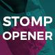 Rhythmic Stomp Opener