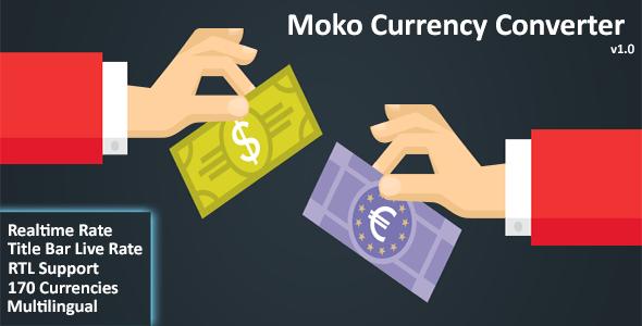 Moko Forex Converter - PHP Script Download 1