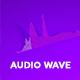 Minimalistic Clean Audio Visualizer