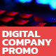 Digital Company Promo