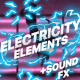 Electricity Elements | Motion Graphics Pack