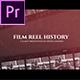 Film Reel History