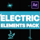 Electric Elements | After Effects