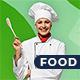 Food Menu Video Display For Cafe or Restaurant
