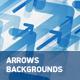 Clean Arrows Backgrounds