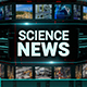 Corporate Economics Science News Broadcast Full Package