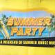 Summer/Beach Tropical Party