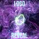 Neon Fluid Particles Reveal