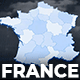 France Map - French Republic Map Kit