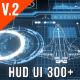 HUD UI Pack 300+