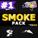 Cartoon Smoke Elements | FCPX