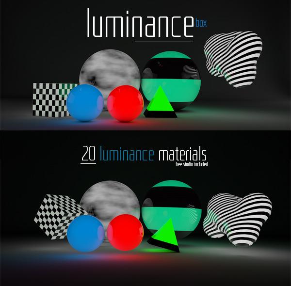 20 Luminance materials