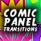 Comic Panel Transitions
