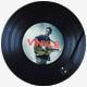 Vinyl Music Visualizer