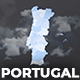 Portugal Map - Portuguese Republic Map Kit