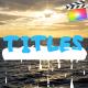 2d Lyric Titles | FCPX
