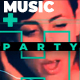 Music Party Event