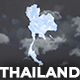 Thailand Animated Map - Kingdom of Thailand Map Kit