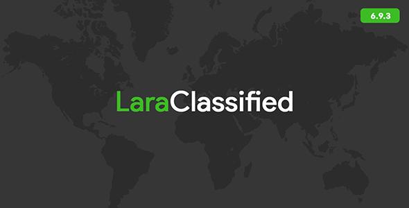 , LaraClassified – Classified Ads Web Application, Laravel & VueJs, Laravel & VueJs