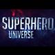 Universe Titles Credit - Superhero