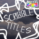 Cartoon Scribble Titles | FCPX