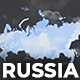 Russia Map - Russian Federation Map Kit