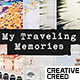 Traveling Memories / Journey Photo Album / Family and Friends / Adventure Slideshow