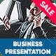 Business Modern Minimalistic Presentation