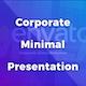 Corporate Minimal Presentation