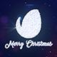 Christmas Snowflakes Logo
