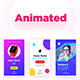 Animated Modern Instagram Stories Pack