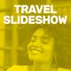 Color Travel Photo Frames Slideshow