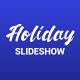 Holiday Photo Slideshow