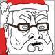 Bad Santa Christmas Wishes