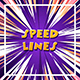 Speed Lines Backgrounds