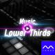 Music Lower Thirds