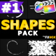Cartoon Shapes Pack | FCPX