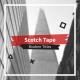 Scotch Tape | Grunge Titles